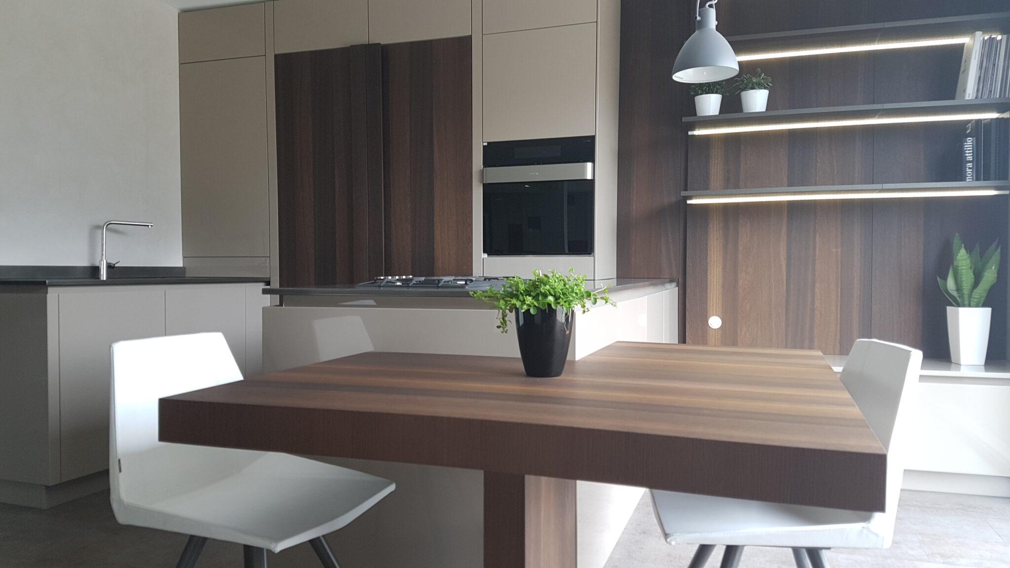 cuisine d exposition conception et am nagement. Black Bedroom Furniture Sets. Home Design Ideas