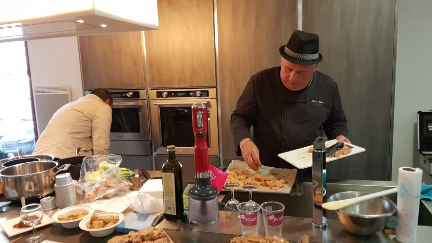 cuisiniste groizeau demo kitchenaid