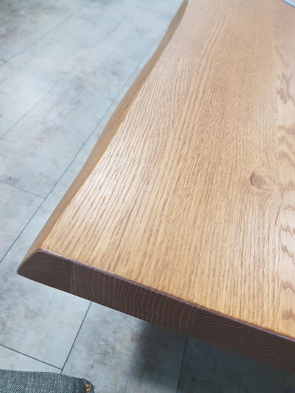 Table riflessi living en promotion for Plan table bois