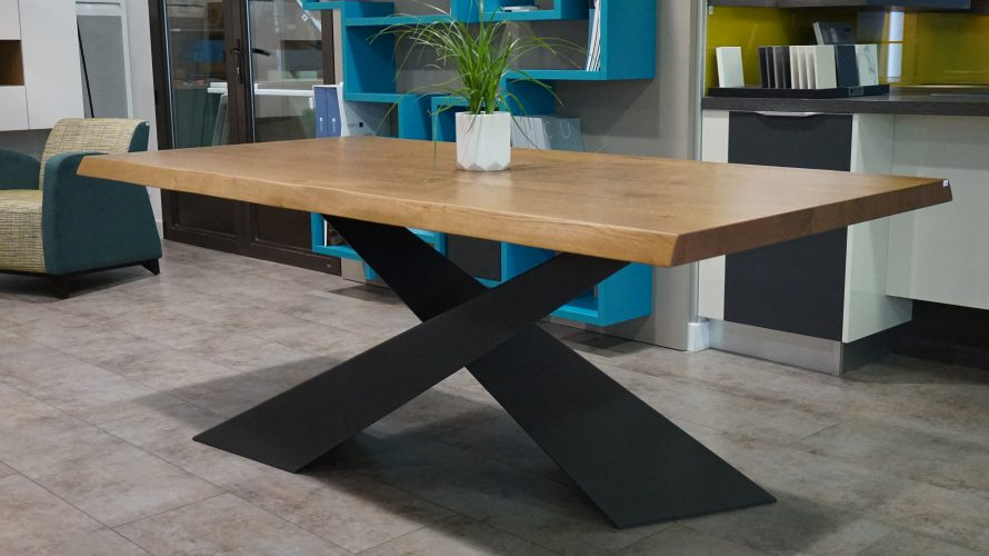 Table haut de gamme design
