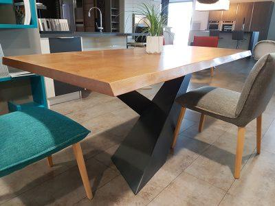 Table design haut de gamme Riflessi