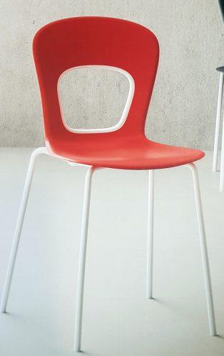 Chaise design de cuisine modèle Soléa