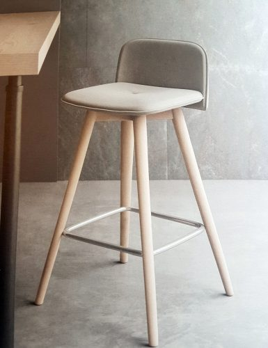 chaise de cuisine haute Armony Alenda