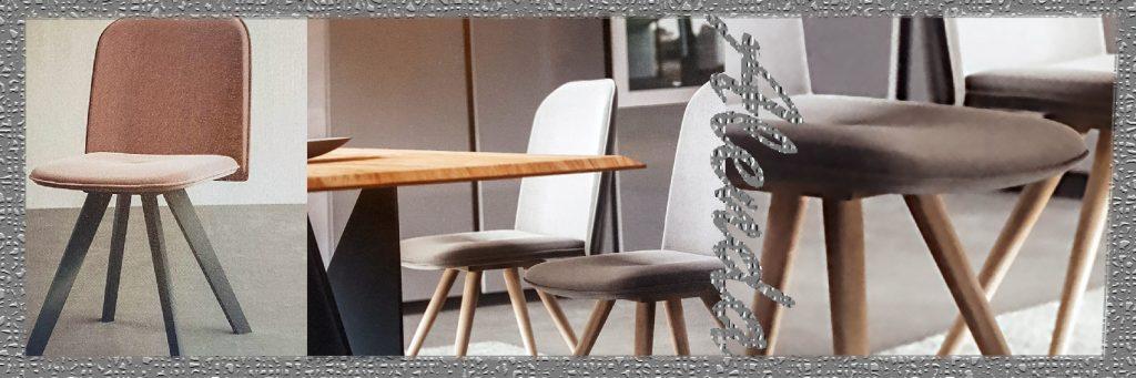 Chaise de cuisine modèle Alenda