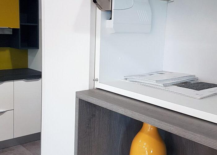 Meuble Tv Déco blanc et bois