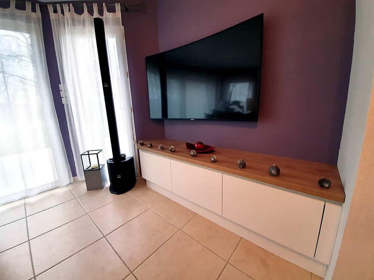 Meuble Tv de type buffet