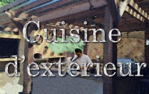 Cuisines d'exterieur