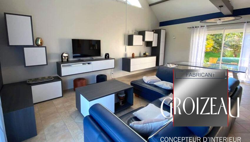 Fabricant de meuble de salon Groizeau
