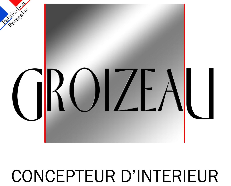Logo groizeau fabrication francaise